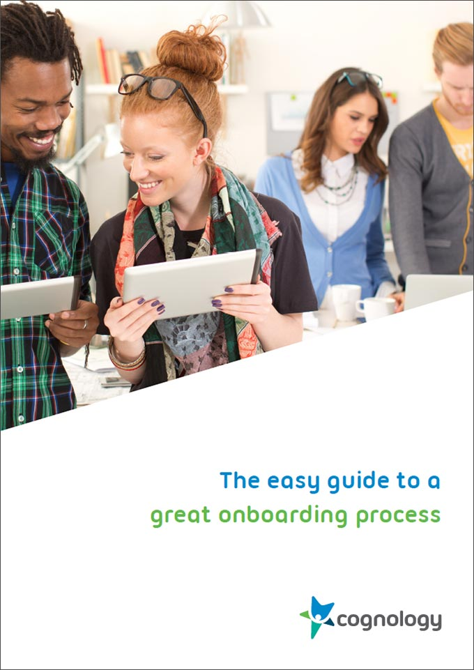Great Onboarding Process Cover